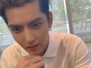吴亦凡恋情风波后首次发声,只是他的表达方式,令网友费解 吴亦凡