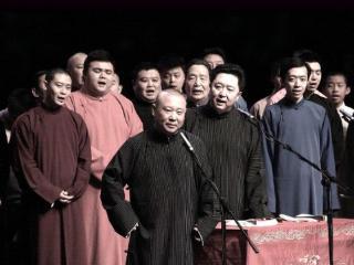 德云社最失败的一次商演,一万多人喊骗子,岳云鹏高峰全被轰下台 德云社