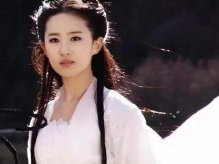 刘亦菲2021首部古装大剧初露真容!搭档《将夜》导演 刘亦菲