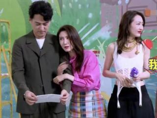 靳东和女星高露过于亲密,网友直言不适应这种亲密接触 靳东
