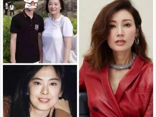 """曾被张国荣亲切称为""""妹妹"""",如今56岁容貌变化非常大 张国荣"""