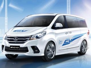配置进一步升级,新款上汽大通MAXUS EG10上市 上汽大通