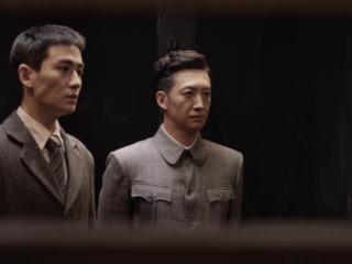 《叛逆者》中,朱一龙演绎出角色的紧张情绪 朱一龙