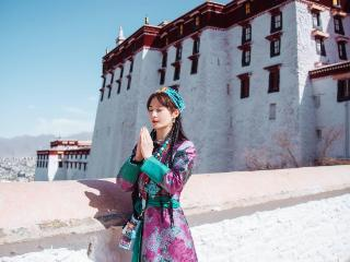 《妻子的浪漫旅行》第五季第九期剧照,刘涛梦回慕沙公主 妻子的浪漫旅行
