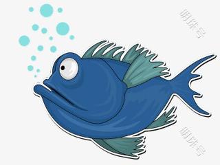 梦见蓝色的鱼咬我是什么意思?梦见蓝色的鱼咬我是什么预兆? 动物,梦见蓝色的鱼咬我,孕妇梦见蓝色的鱼咬我