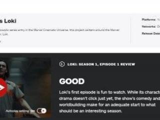 《洛基》ign7分豆瓣/imdb评分9.3 洛基