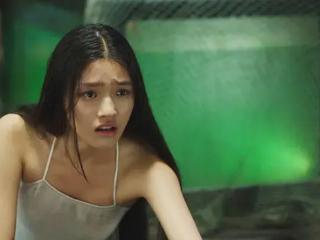 林允在《梦华录》的预告片里,竟然有了周星驰掌镜的感觉 林允