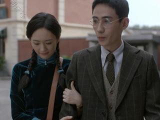《叛逆者》中,其实都暗示了林楠笙暴露身份,但是朱怡贞却没察觉 朱怡贞