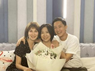 36岁韩庚妻子卢靖姗近照曝光,身材走样 卢靖姗