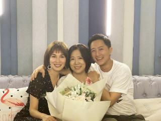 卢靖姗36岁生日,发文表达对妻子的祝福,网友:教科书级范例 卢靖姗