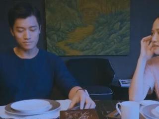 陈乔恩邀请约会对象吃烤鸭,当菜上桌那一刻,网友:不愧是你 陈乔恩