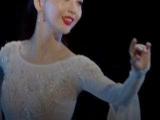 无意中看到佟丽娅跳舞,才知道啥叫美若天仙 佟丽娅