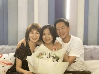 韩庚妻子卢靖姗36岁生日,甜甜地向网友撒了一波狗粮 卢靖姗和韩庚