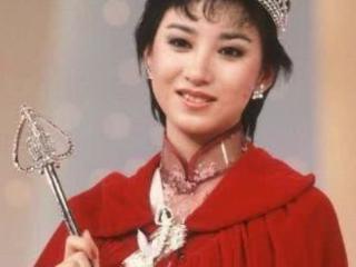 她是最矮港姐冠军,一婚嫁大11岁丑丈夫遭抛弃 谢宁