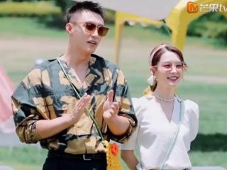 黄景瑜和李沁合体上《快本》,网友:终于哭了 黄景瑜