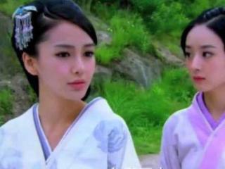 """杨颖的""""瞪眼杀""""暴露了自己,辛芷蕾的最大优点却成了缺点 杨颖"""