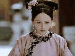 《延禧攻略》高贵妃和阿满剧照曝光,网友:纯妃的那么早 延禧攻略