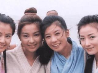 《倚天屠龙记》中的四位美女,苏有朋纠缠不清,最后一位让人难忘 高圆圆