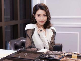 她是陈冠希谢霆锋的梦中情人,和杨颖一起出道,如今变成这样 文咏珊