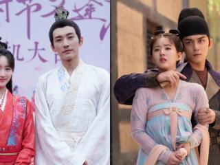 袁冰妍、成毅、赵露思、杨洋合作《你是我的荣耀》,演员cp乱炖 CP