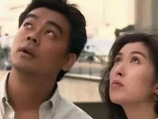 刘青云和郭蔼明因《大时代》相识相恋,结婚多年成金像奖影视帝 刘青云