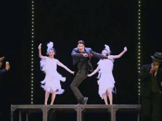 阔别上海四年之久的央华戏剧《庞氏骗局》将在上海演出 张亮