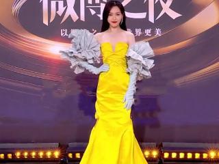 迪丽热巴的红毯造型,这几款礼服你喜欢吗 迪丽热巴