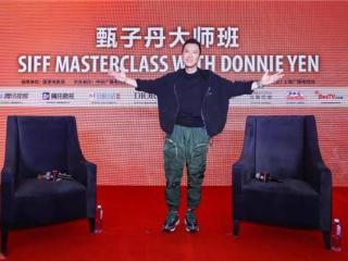 """甄子丹和李连杰的""""高手对决"""",在银幕上留下了不少经典场面 甄子丹"""