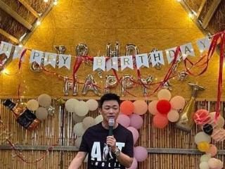 王宝强庆祝39岁生日,女友冯清并未现身? 动态,王宝强女友冯清,王宝强生日,王宝强个人资料
