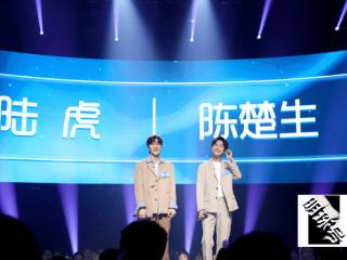 《谁是宝藏歌手》陈楚生陆虎合作演唱《给从前的自己》 陈楚生