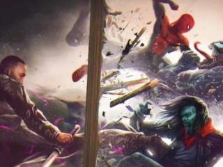 《猎人克莱文》的反派竟然是他,克莱文还能与变色龙对抗吗? 猎人克莱文
