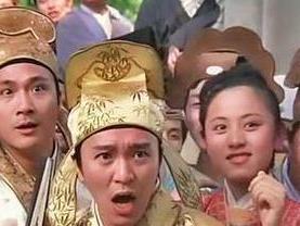周星驰电影《唐伯虎点秋香》片酬太少,王祖贤的拒绝意外成就了她 唐伯虎点秋香