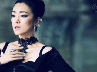 手握多项国际大奖的女演员巩俐 巩俐