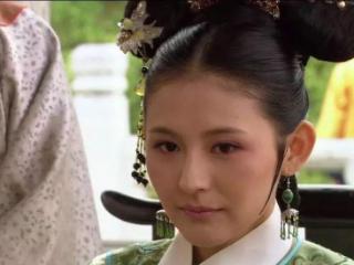 《甄嬛传》里的热依扎,你觉得她演技如何? 热依扎