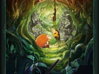 奥斯卡提名动画《狼行者》上影节首映 奥斯卡提