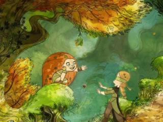 《狼行者》100分钟的故事里,涵盖了不属于低龄童话故事的元素 狼行者