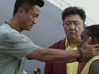 """《战狼2》吴京的""""干儿子""""肯尼迪,如今过得怎么样? 吴京"""