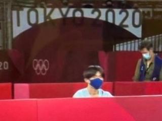 奥运会现场发现易烊千玺,网友:这是出现幻觉了吗? 易烊千玺,奥运