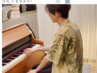 王源弹奏钢琴版蜜雪冰城宣传曲,这是两家要合作的节奏吗? 动态,王源最新动态,王源钢琴弹奏,王源弹蜜雪冰城宣传曲