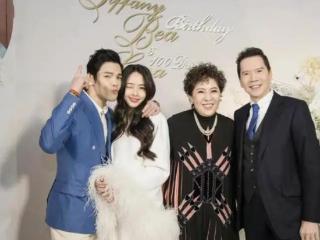 奚梦瑶嫁给小6岁的何猷君,真的是因为爱情? 演员