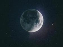 你知道睡觉的时候梦见月亮在现实中运势好吗?梦见月亮预示什么 自然,月亮,梦见月亮是什么意思