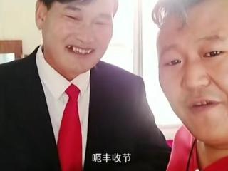 大衣哥朱之文现身商演视频,粉丝称欢迎朱之文参加活动很开心 网红