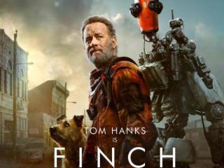 电影《芬奇》发布海报,一人一狗一机器人将上演科幻版荒野求生! 电影,芬奇电影角色,芬奇什么时候上映,芬奇主演