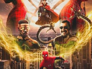 《蜘蛛侠:英雄无归》多代蜘蛛同时出现?为什么这部电影值得期待  电影,蜘蛛侠:英雄无归,蜘蛛侠演员表,蜘蛛侠剧情介绍