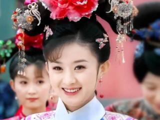 赵丽颖19岁广告照片被扒,失去滤镜和特效的她,真实颜值长这样 赵丽颖