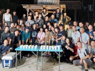 《扫毒3》杀青剧组为电影真实,斥巨资搭建泰国村寨,值得期待!  电影,扫毒2天大地大上映,扫毒2杀青照,扫毒2郭富城