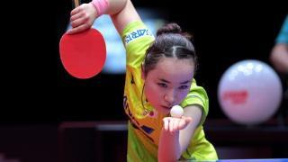 她出身最低的乒乓球世界冠军!爸爸下岗卖肉夹馍供她打球