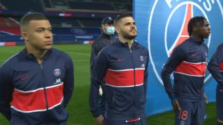 巴黎0-2!姆巴佩输给了20岁小将!内马尔在看台上无奈地摇头
