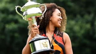 大坂直美澳网夺冠创造众多纪录,21连胜仅次于小威