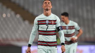 世预赛-C罗遇门线悬案若塔双响 葡萄牙连丢2球2-2